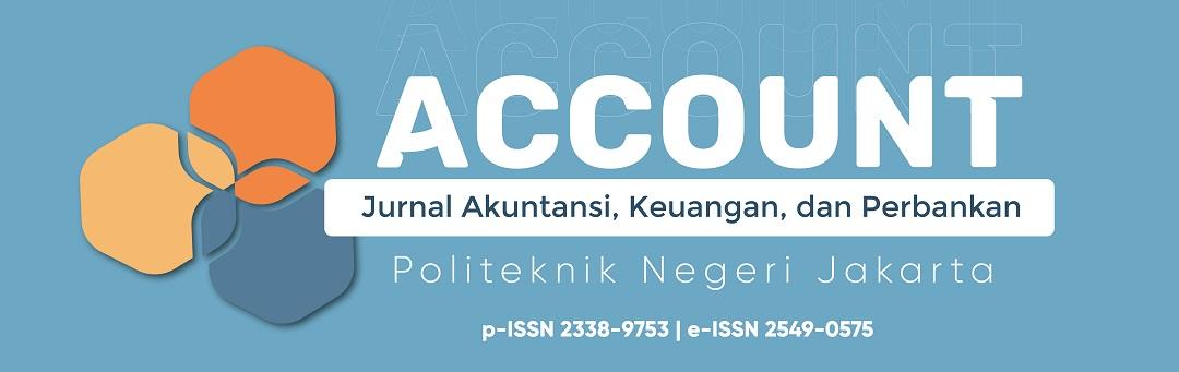 Account; Jurnal Akuntansi, Keuangan dan Perbankan